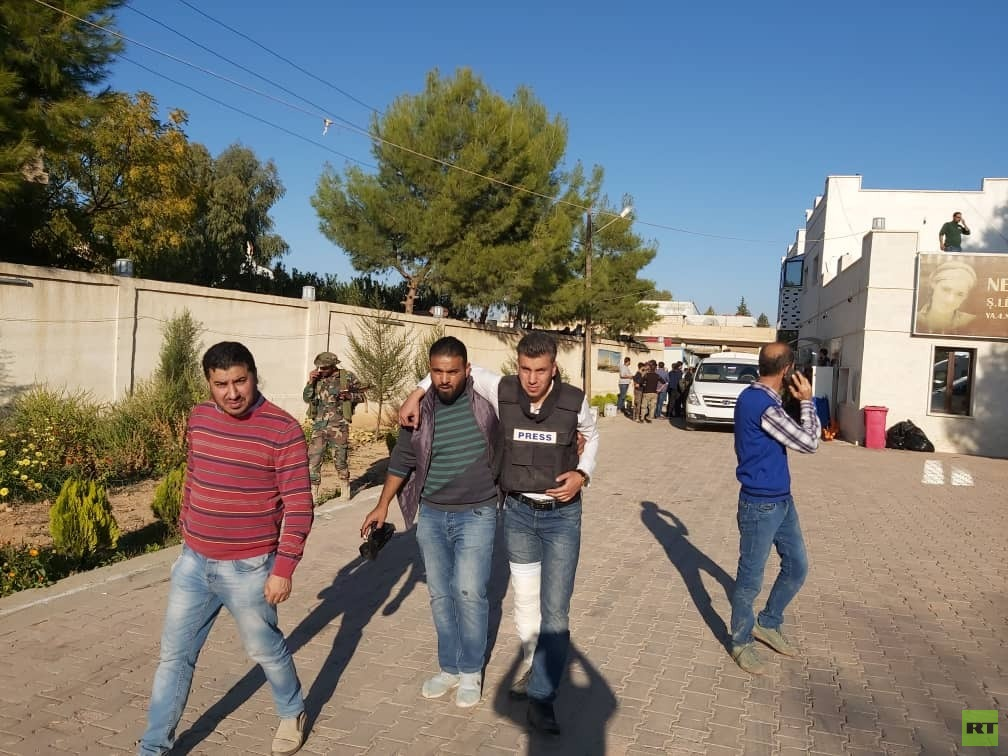 مقتل عدد من الجنود وإصابة ضابطين نتيجة قصف تركي لمناطق شمال شرقي سوريا