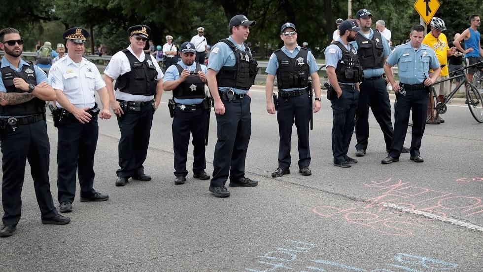 أمريكي يخسر 80 كيلوغراما ليحقق حلمه ويصبح ضابط شرطة