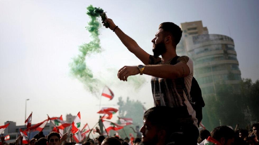 مفتي لبنان يدعو المسؤولين إلى الاستجابة لمطالب المحتجين
