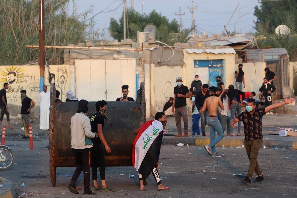 الكويت تسحب البعثة الدبلوماسية من قنصليتها في البصرة