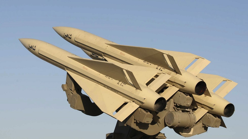 منظومة صواريخ شاهين الإيرانية - أرشيف