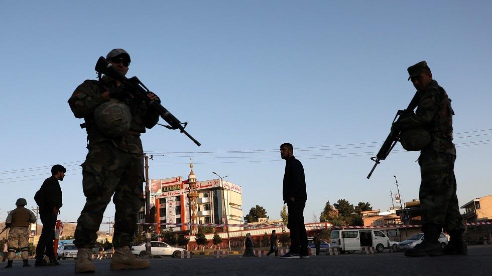 القوات الأفغانية - كابل - أرشيف