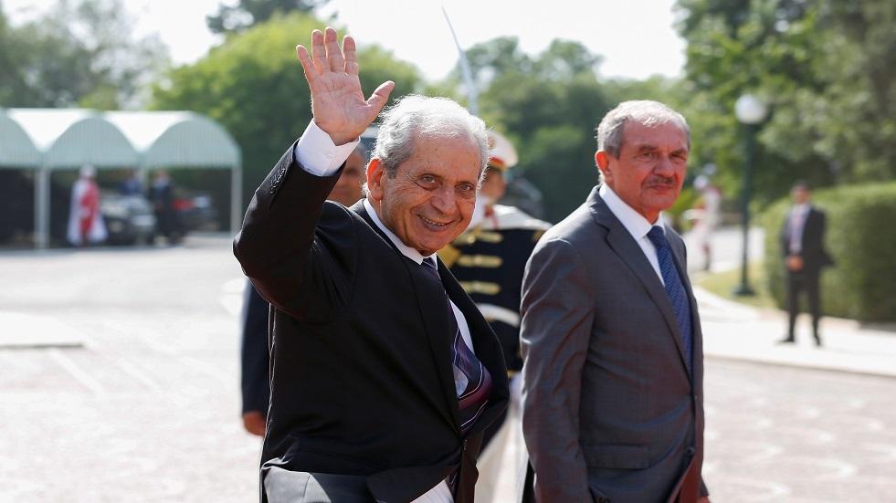 رئيس تونس السابق محمد الناصر - أرشيف
