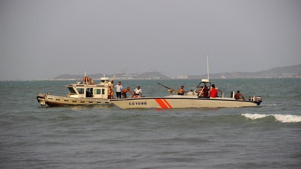 خفر السواحل اليمني يحبط تهريب مواد لصناعة المتفجرات