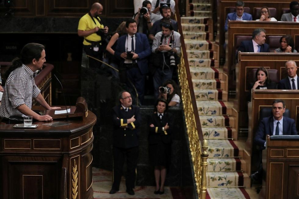 الإسبان ينتخبون برلمانا جديدا للمرة الثانية في سنة