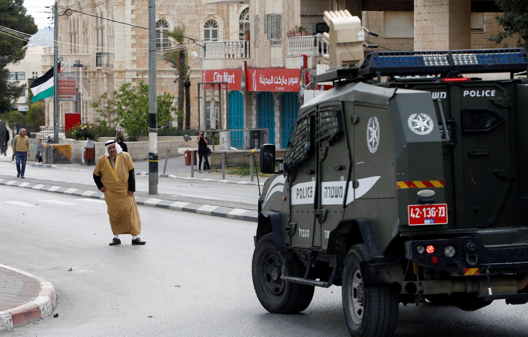 عشرات المصابين في مواجهات القدس الشرقية