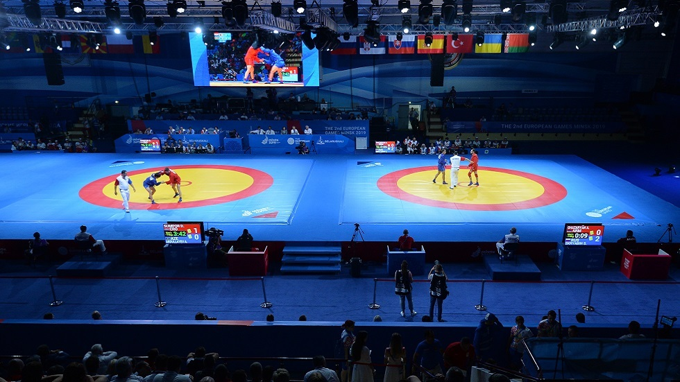 روسيا تتربع على عرش بطولة العالم للسامبو 2019 بـ20 ذهبية