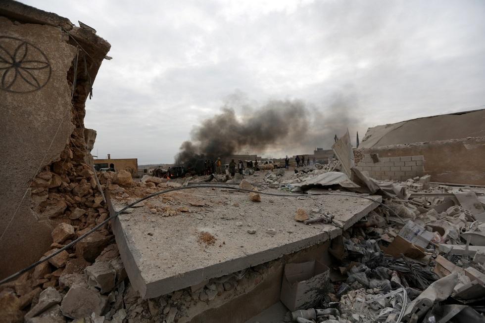 الدفاع التركية: مقتل 8 مدنيين بإحدى قرى تل أبيض السورية في هجوم بسيارة مفخخة
