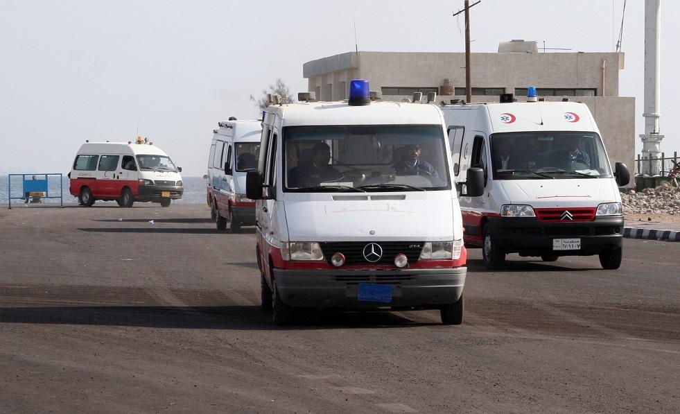مصرع 4 أشخاص وإصابة اثنين سقطوا في بالوعة للصرف الصحي في مصر