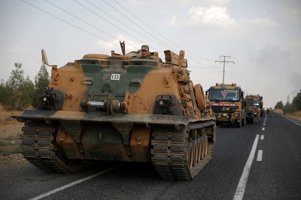 سوريا.. إصابة مدنيين بريف الحسكة بانفجار لغم تركي.. وطائرة مسيرة تركية تقصف قرية هناك