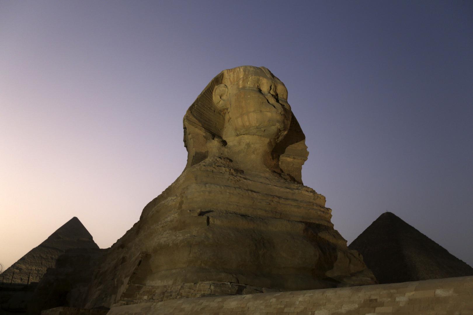 وزارة الآثار المصرية تكذب خبر العثور على مومياء لحيوان يشبه أبو الهول