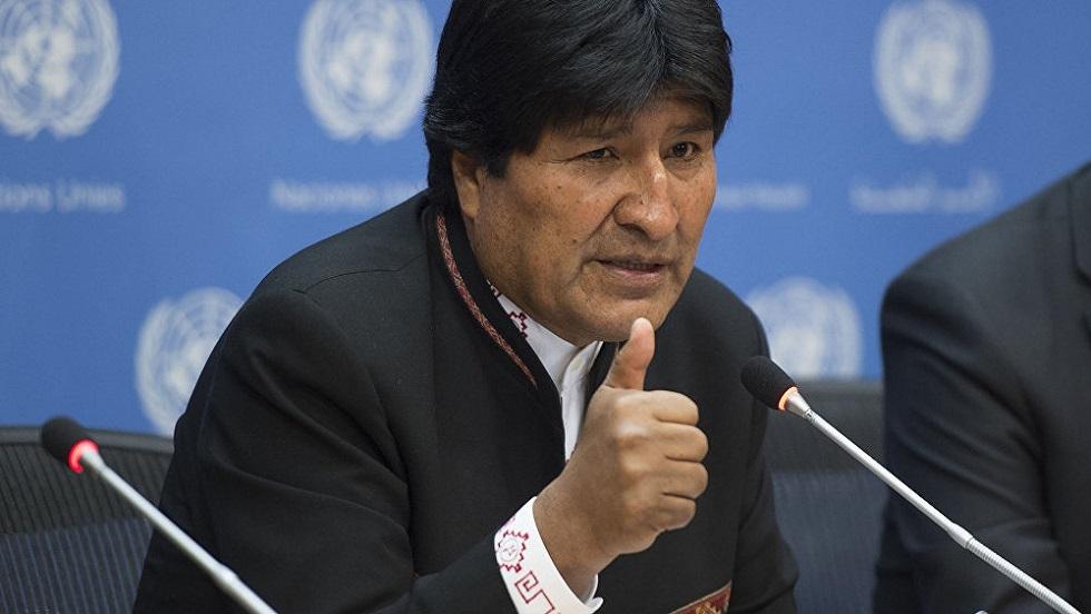 موراليس: مجموعات من المجرمين هاجمت منزلي ويحاولون اعتقالي