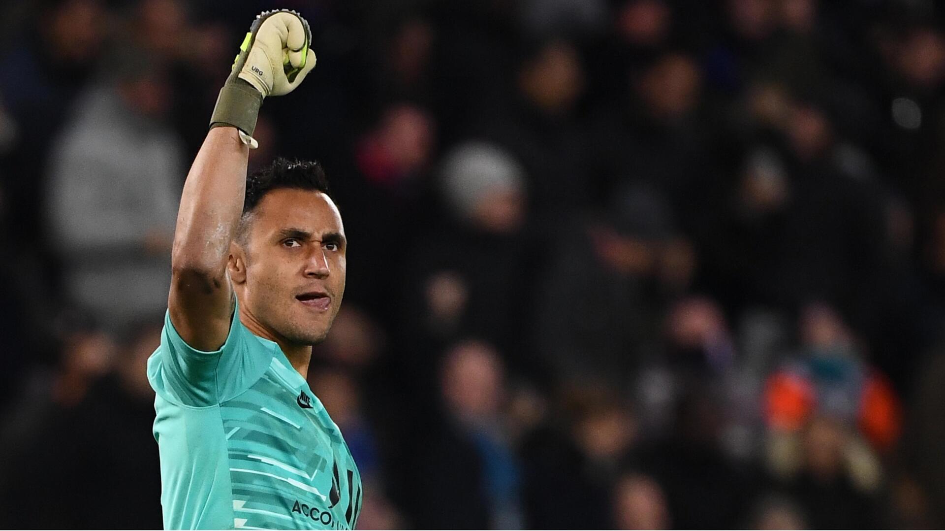 باريس سان جيرمان يخسر حارس مرماه الرابع في الموسم الحالي
