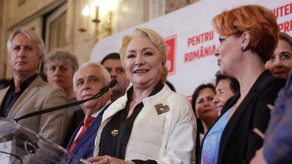 يوهانيس يتصدر الدورة الأولى من الانتخابات الرئاسية في رومانيا
