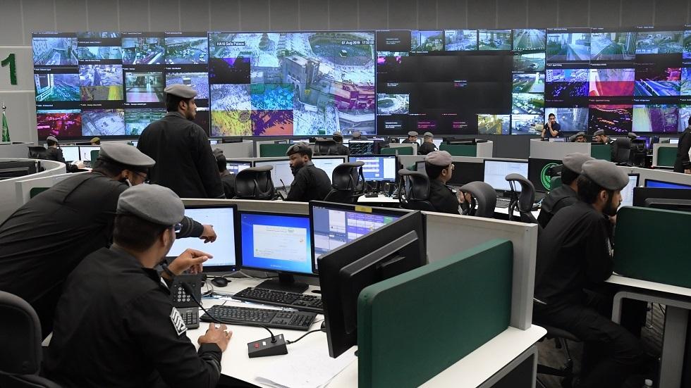الأجهزة الأمنية في السعودية - أرشيف
