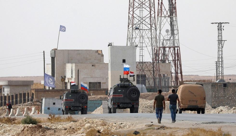 يلومون روسيا على توسع إيران في سوريا