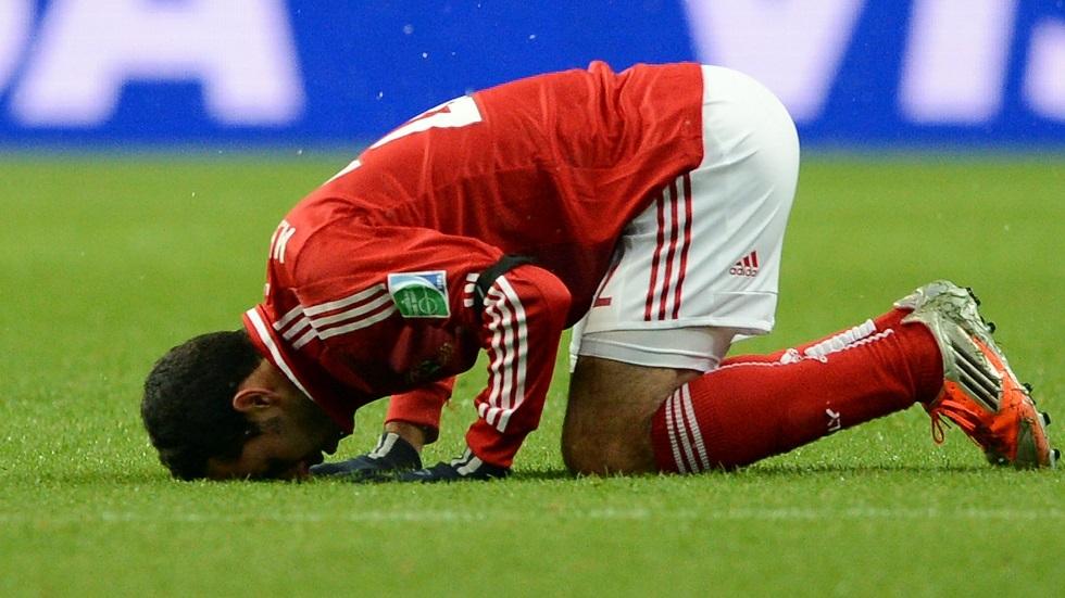 أبوتريكة ينعى لاعب الزمالك السابق علاء علي