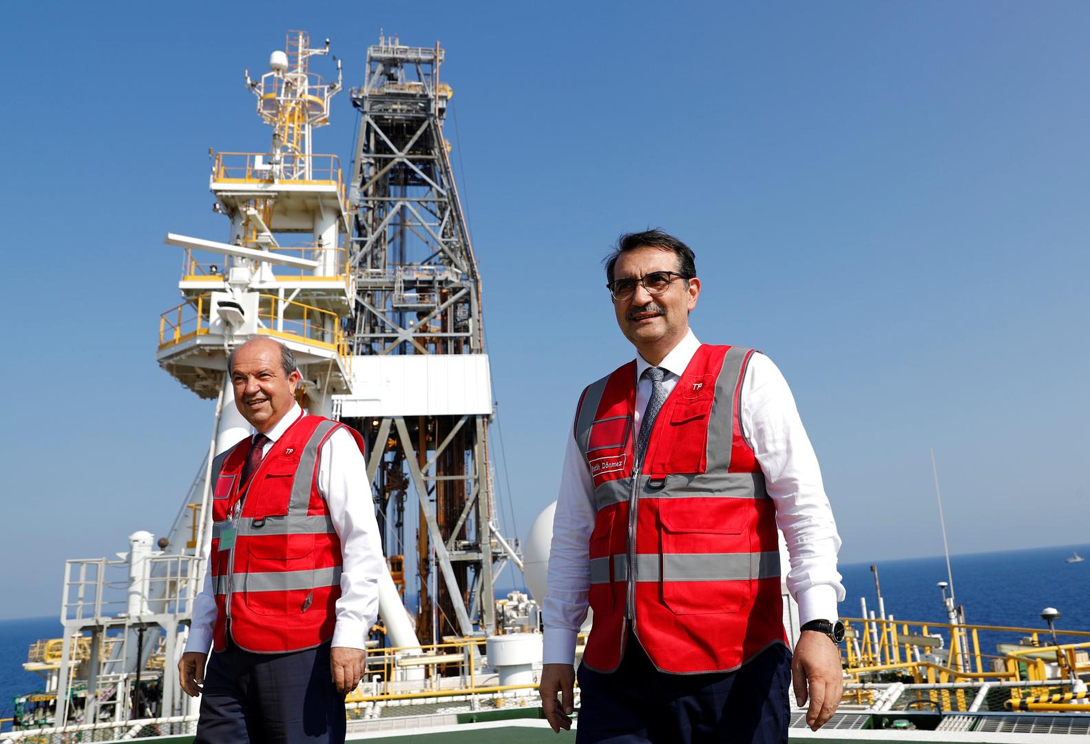 الاتحاد الأوروبي بصدد فرض عقوبات على تركيا على خلفية التنقيب عن النفط بمياه قبرص الإقليمية