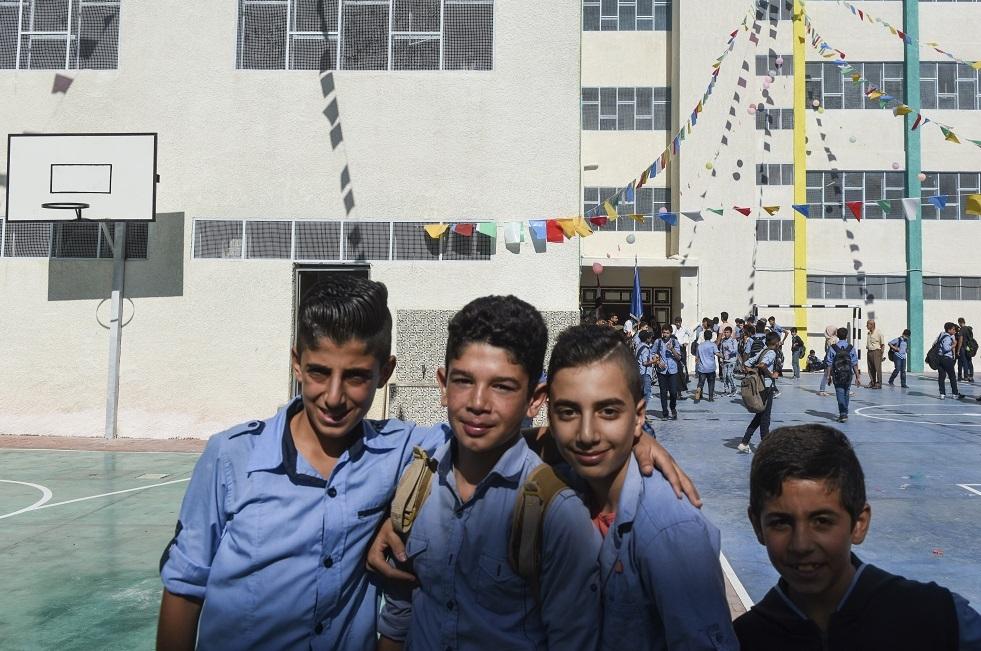 355 ألف طالب بحاجة  برنامج تعليمي خاص  في سوريا -