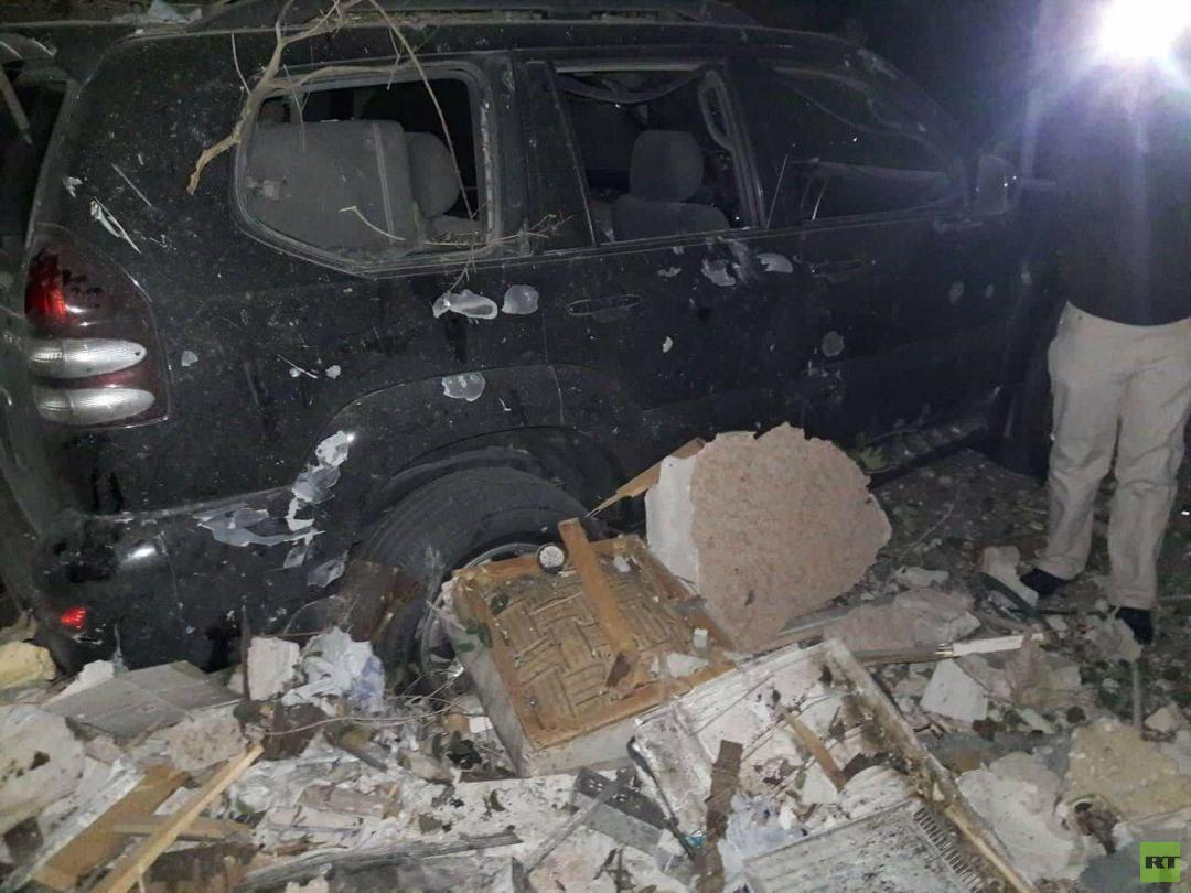 سانا: الجيش السوري يضرب هدفا معاديا في سماء داريا قرب دمشق