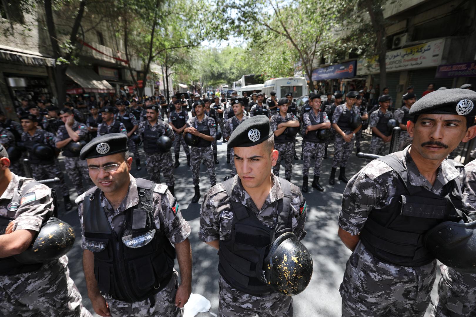 الأردن.. إحباط عمليات إرهابية استهدفت موظفين في سفارتي واشنطن وتل أبيب