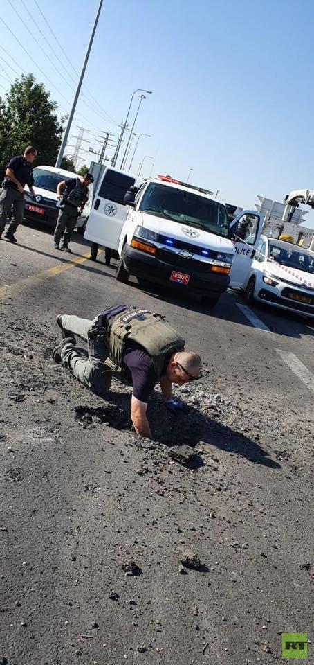 قبّة إسرائيل تعترض 20 وتفوّت 30 صاروخا من غزة