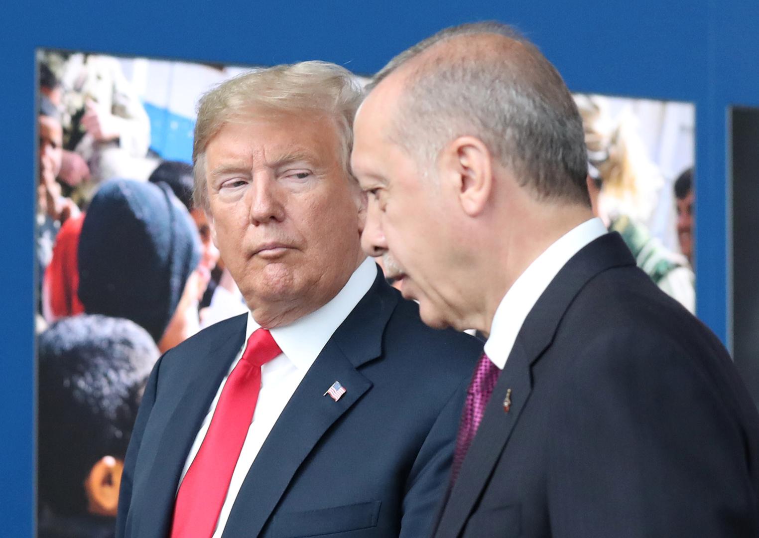 أردوغان: سنذكّر ترامب بعدم وفاء واشنطن بوعدها في سوريا
