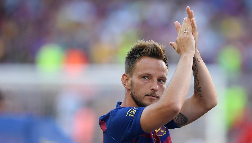 برشلونة يعلن عن تعرض لاعبه راكيتيتش لإصابة قوية