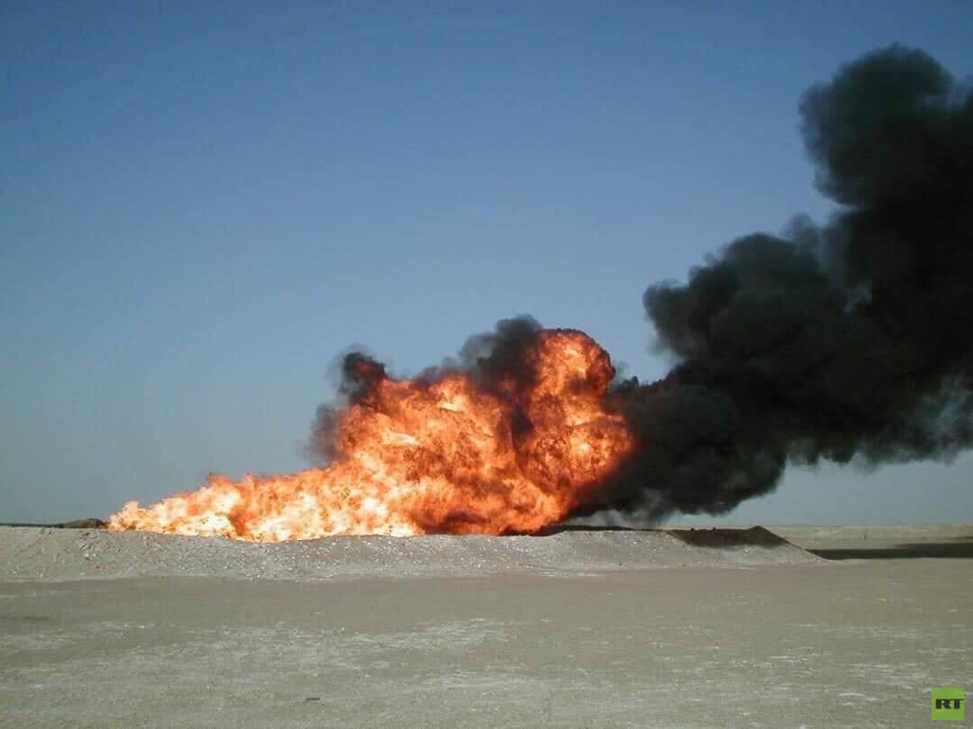 أضرار بيئية فادحة نتيجة التلوث البيئي الناجم عن النفط في سوريا
