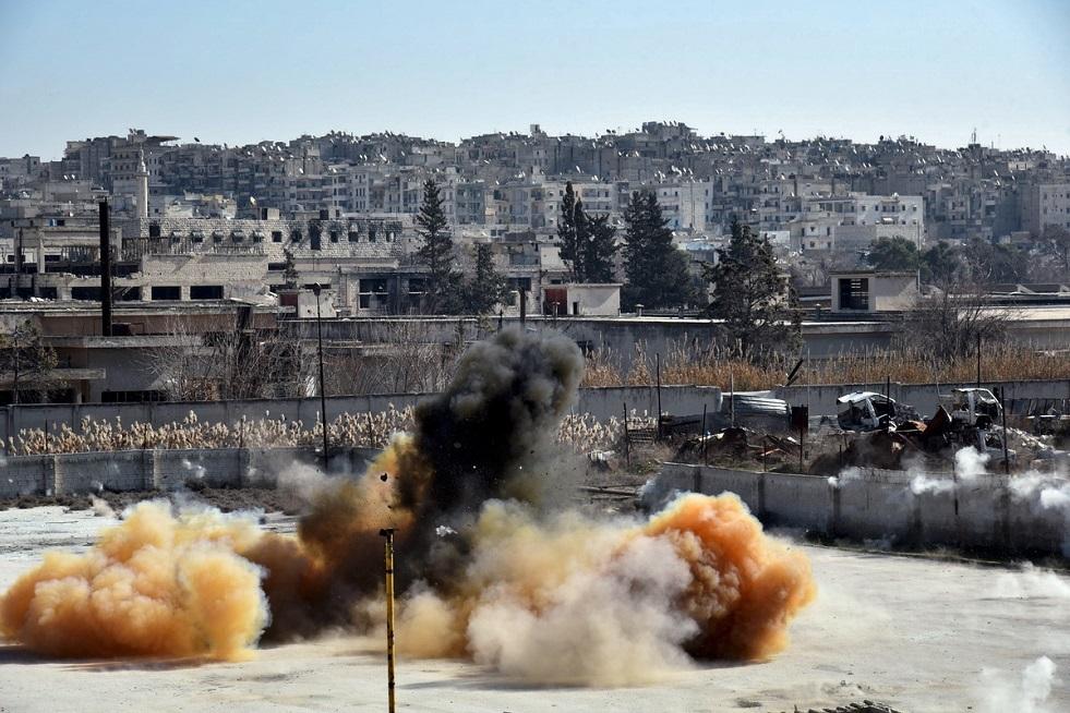 مدينة حلب - أرشيف