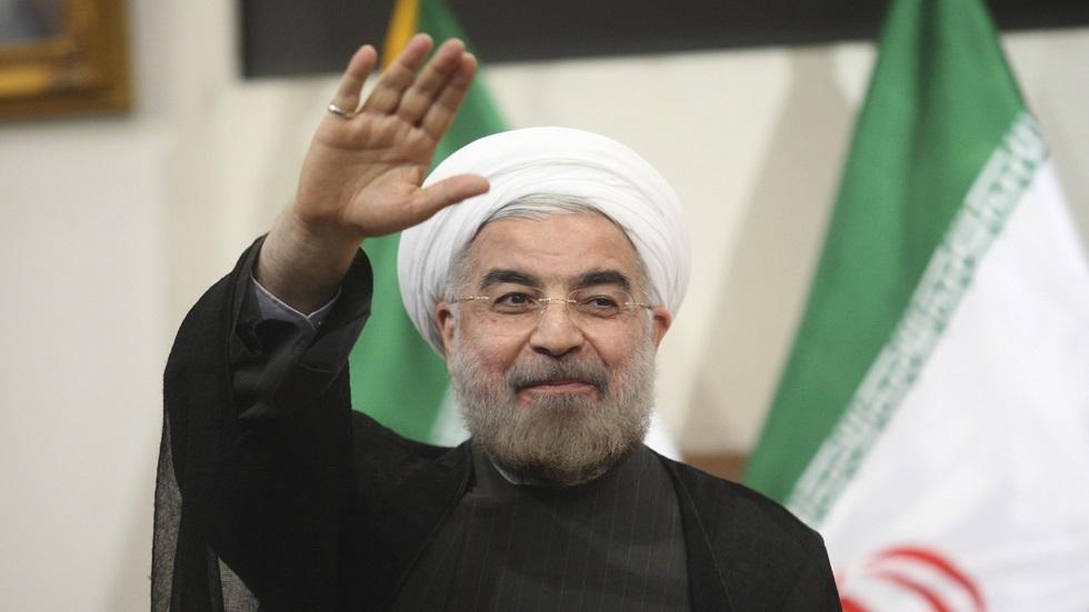 روحاني يحتفل بعيد ميلاده الـ71 بطريقة خاصة