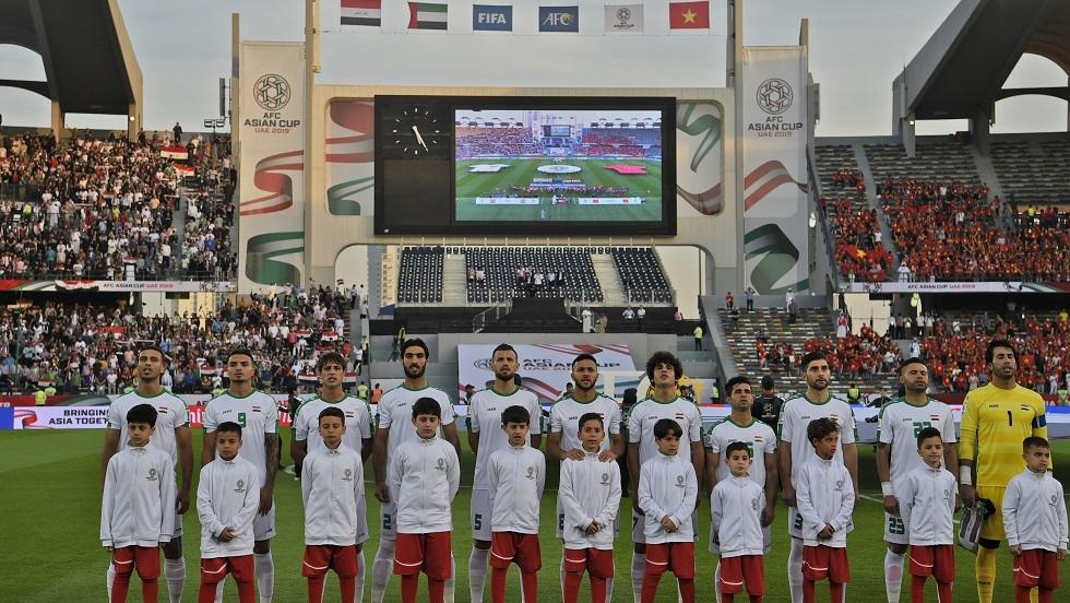 الاتحاد الآسيوي يحذر لاعبي العراق من ارتداء كمامات في مباراة إيران