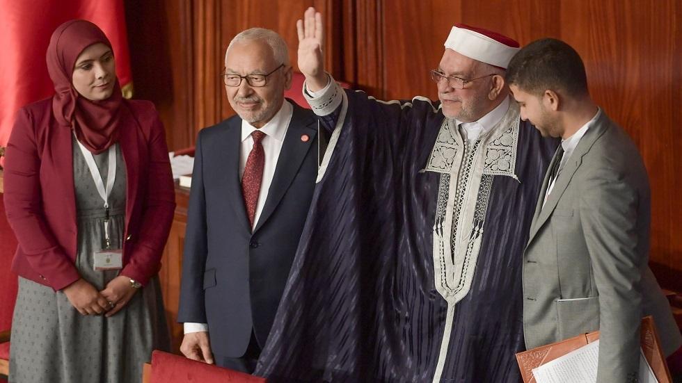 راشد الغنوشي رئيسا للبرلمان التونسي