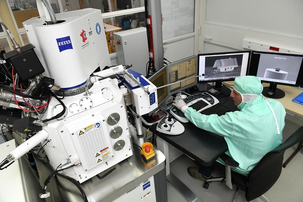 إيران تتبوأ المرتبة الرابعة عالميا في تقنية النانو