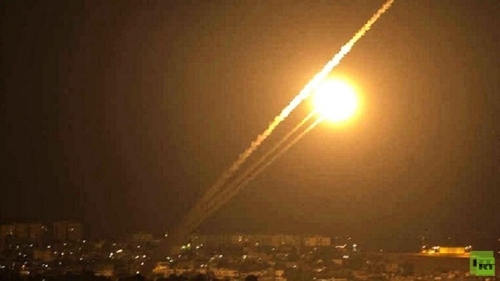 مراسلنا: سرايا القدس تستهدف تل أبيب وجبال القدس برشقة من صواريخ البراق
