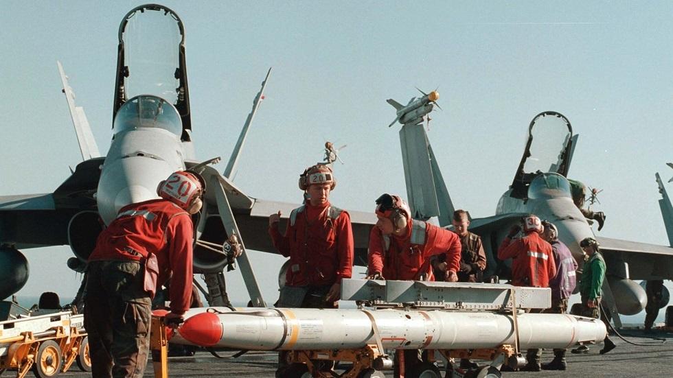 خبير عسكري يكشف نقطة ضعف الولايات المتحدة في حال اندلاع حرب مع روسيا!