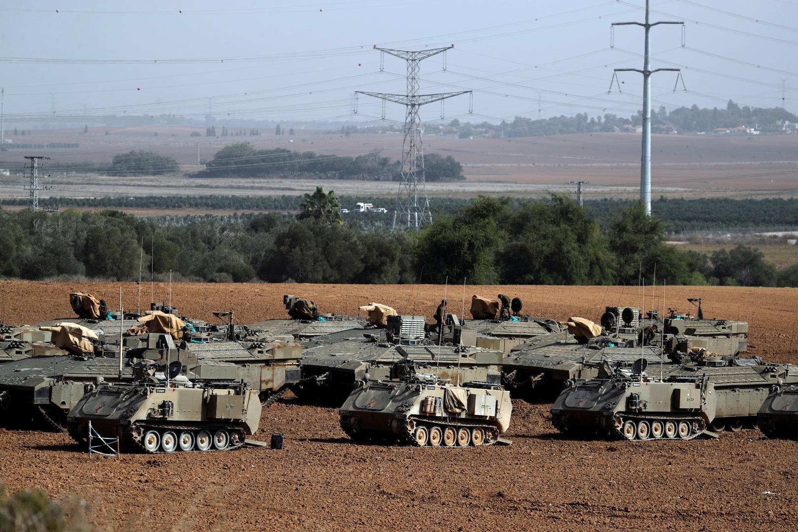 إسرائيل تعلن انتهاء عملية