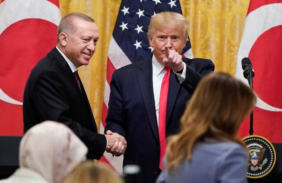 ترامب يرشو أردوغان بـ 100 مليار دولار