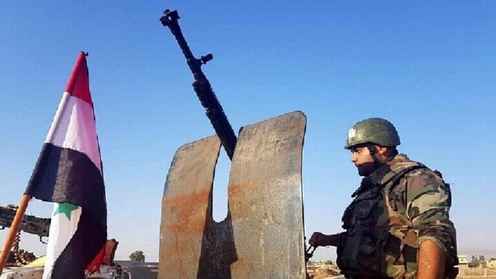 الجيش السوري يعزز من تواجده على الحدود السورية التركية (صور+فيديو)