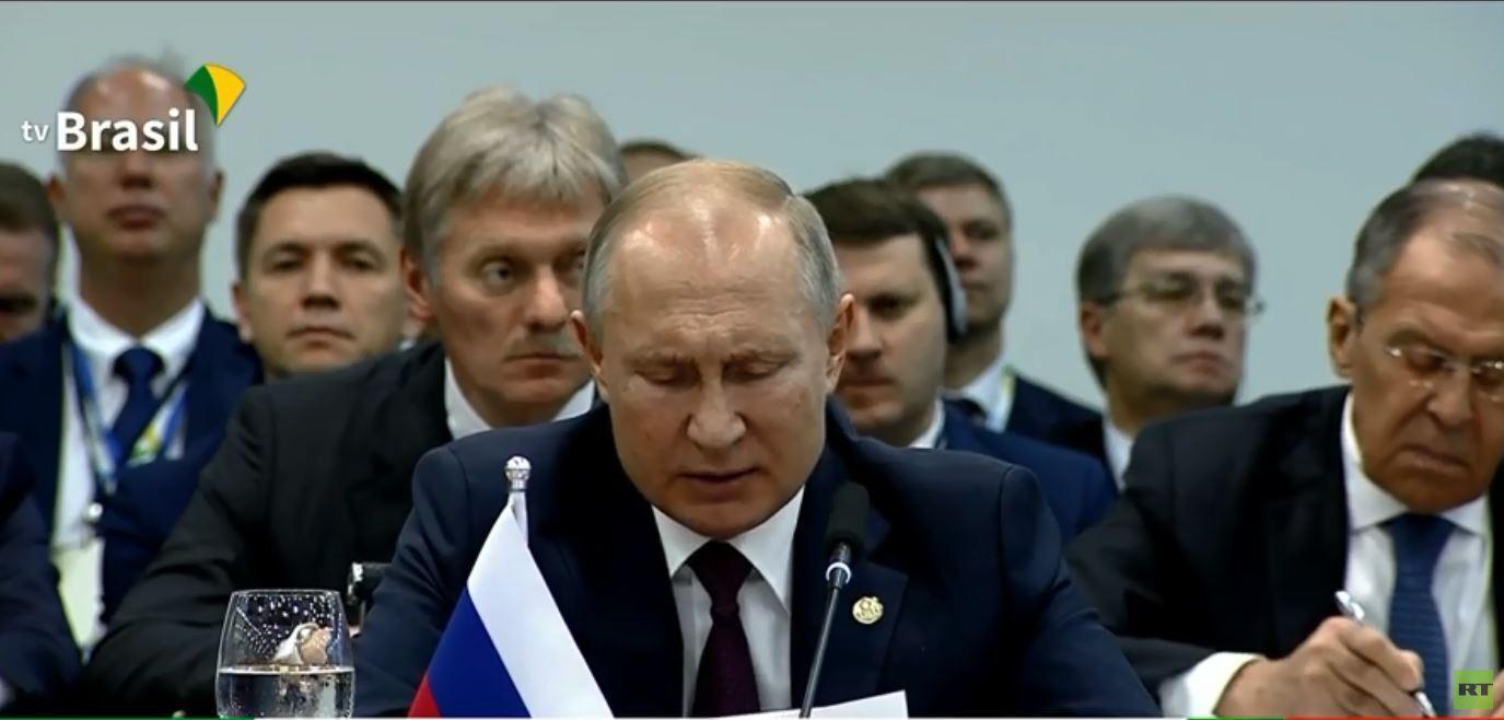 روسيا تطرح مبادرات فعالة خلال ترؤسها مجموعة