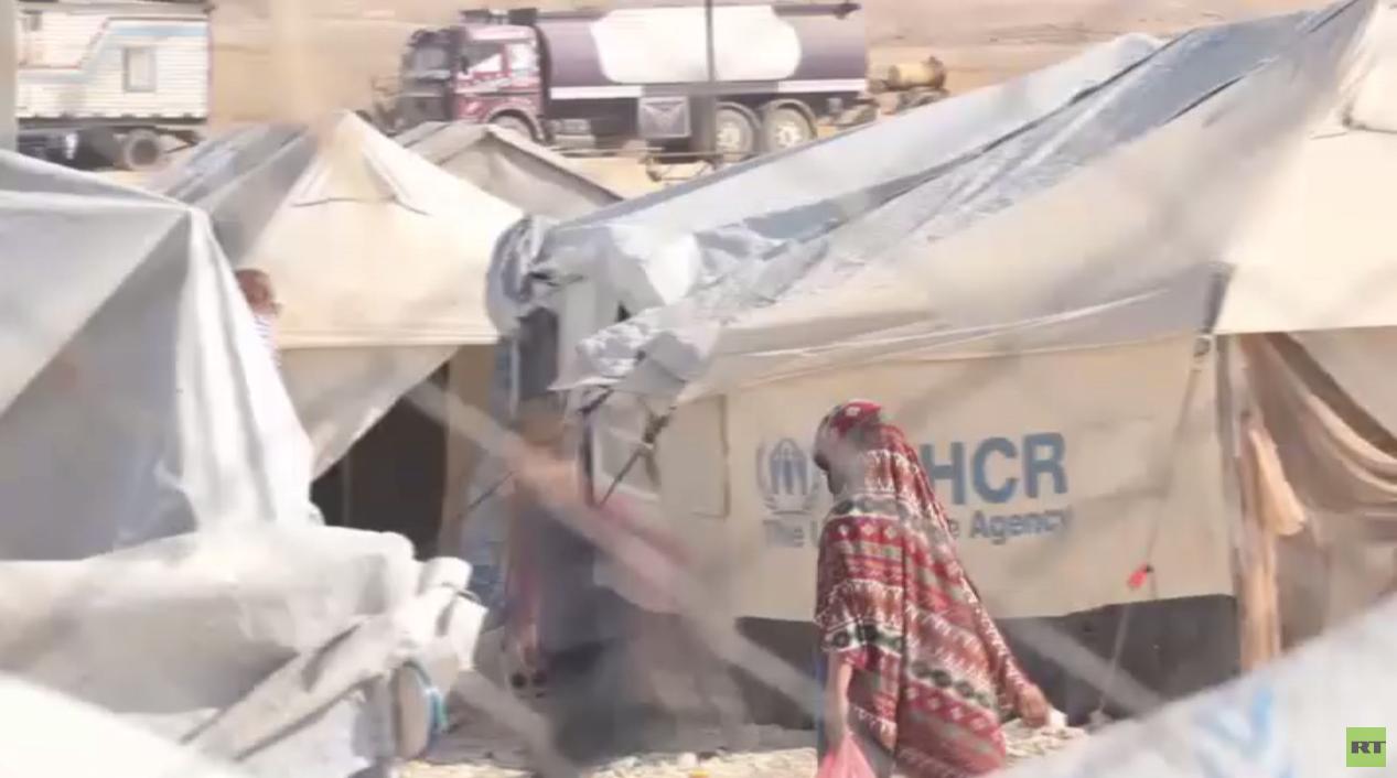 مخيم الهول..مركز لتجمع زوجات منتسبي داعش
