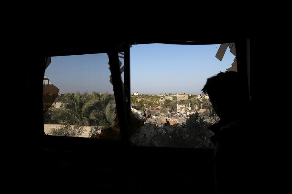 مراسل RT: سماع دوي انفجار غرب مدينة غزة
