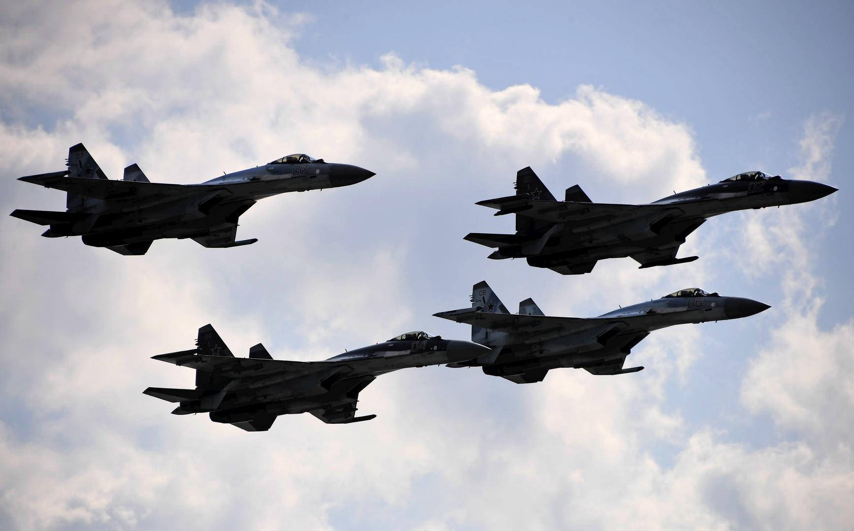 باحث عسكري روسي: مصر والسعودية وتركيا مهتمة بالحصول على مقاتلات