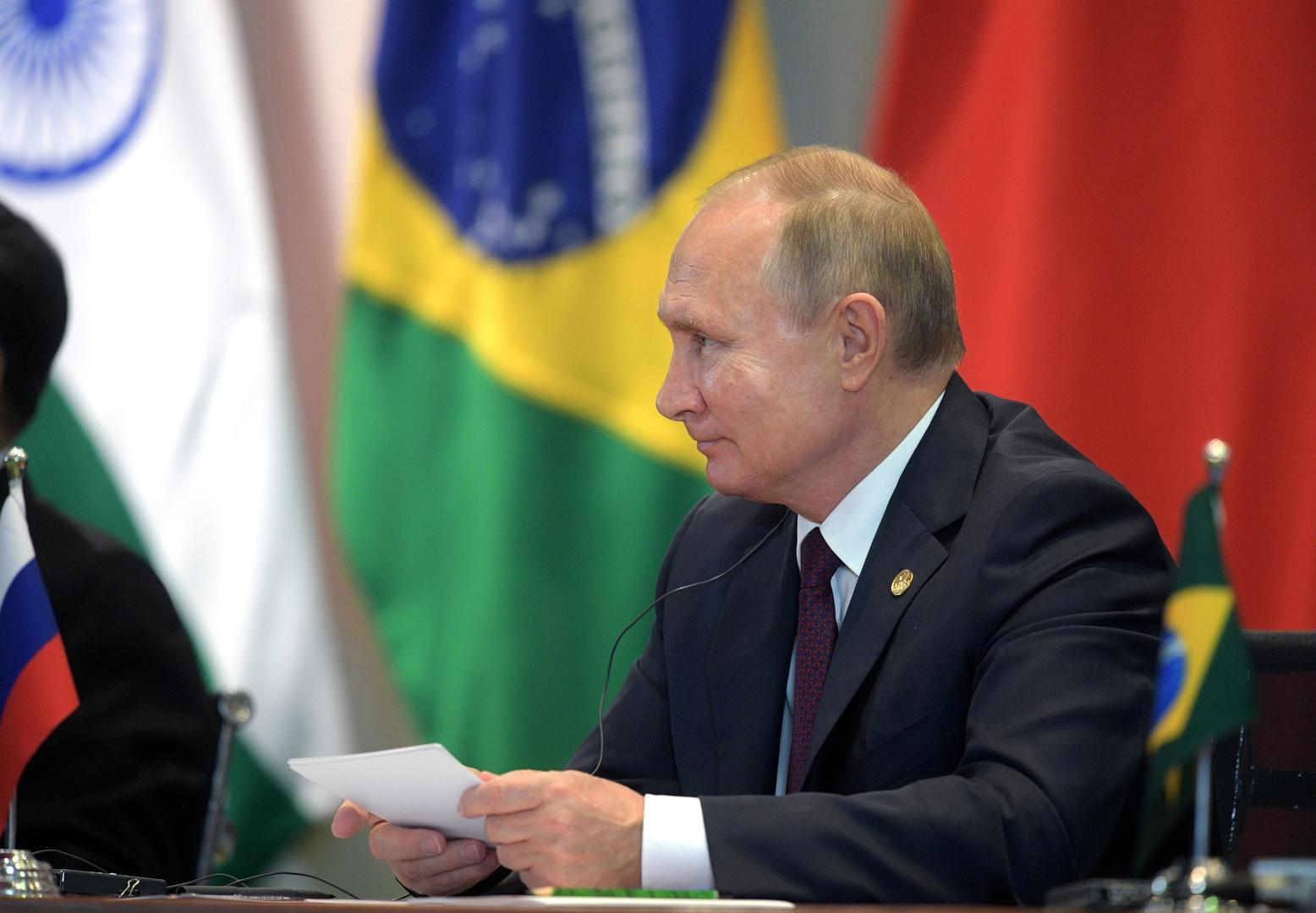 بوتين: موقف السعودية الصارم من خفض إنتاج النفط مرتبط بالطرح العام الأولي لـ