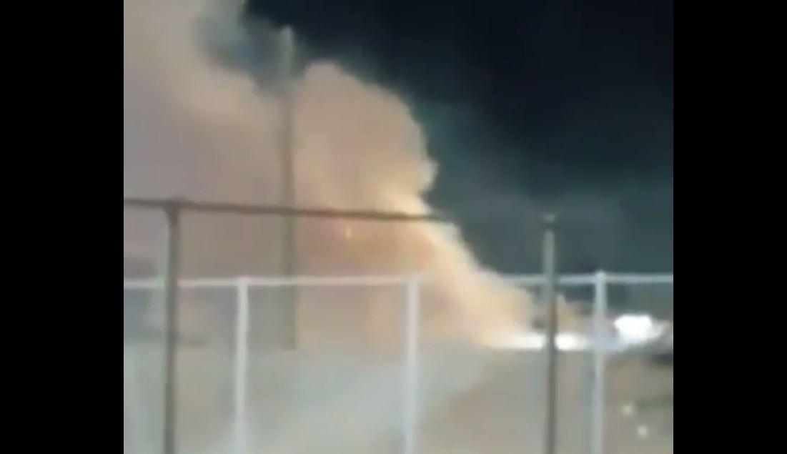 سقوط قذيفة صاروخية على سديروت جنوبي إسرائيل