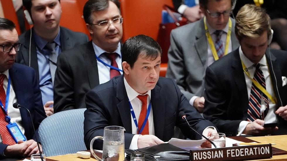 موسكو تدعو واشنطن لإعادة حقول النفط السورية إلى سيطرة دمشق