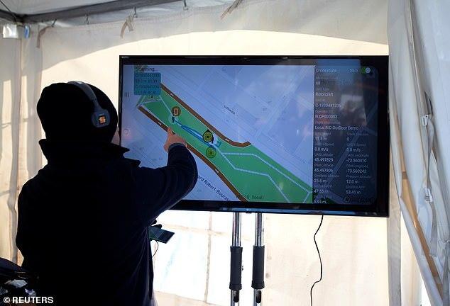 تطبيق ذكي يكشف للناس طائرات الدرون الغامضة ويحدد مصدرها!