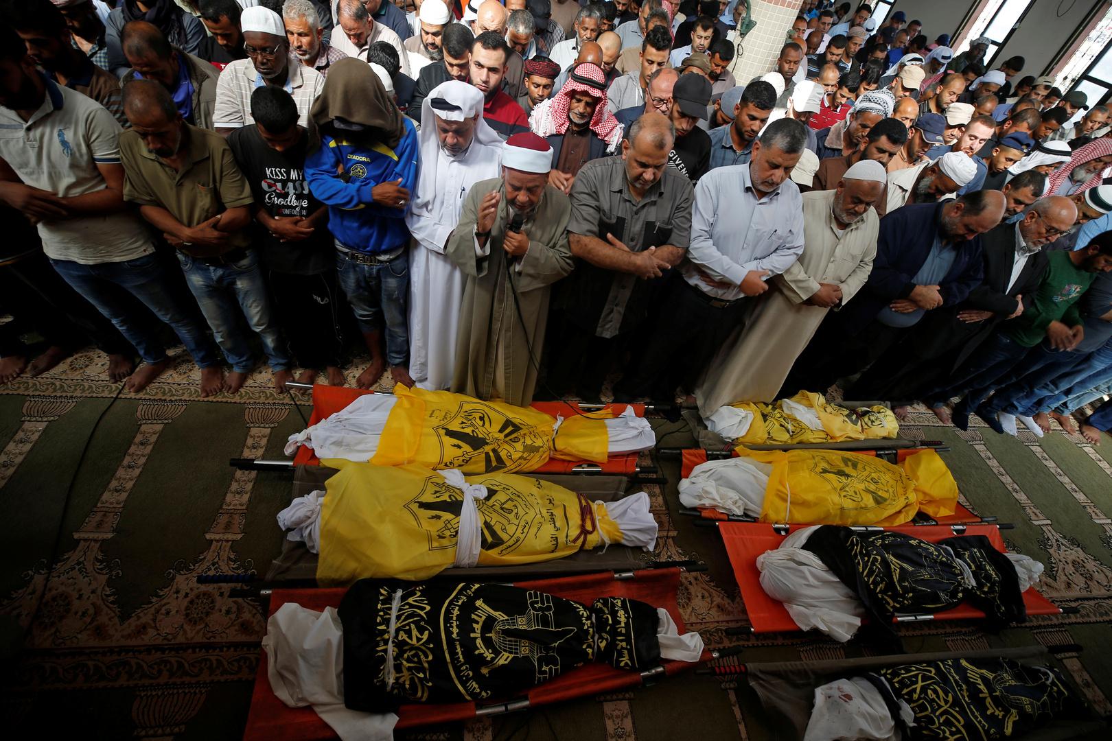 إسرائيل تقر بقتلها