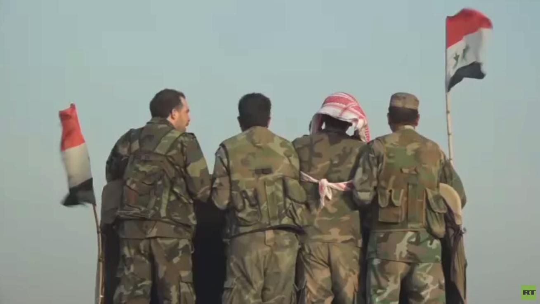 الجيش السوري ينتشر شمال شرق البلاد