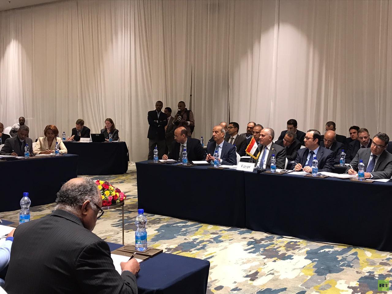 اجتماع وزاري لمصر وإثيوبيا والسودان حول سد النهضة